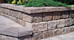how to build a cinder block retaining wall with rebar pertaining blocks design