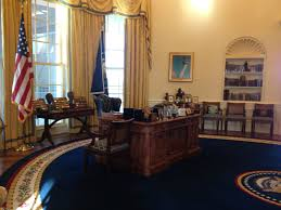 recreating oval office. The Recreated Oval Office From Bill Clinton\u0027s White House. Recreating