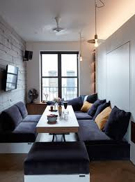 apartment furniture nyc. Multi-Functional Micro Apartment In New York Furniture Nyc