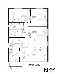 floor plan pro on site floor plan