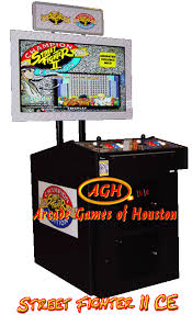 street fighter ii ce fighting game rentals in houston fighting