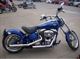 harley davidson softail rocker c cruiser motorcycles for sale