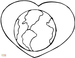 Best 15 Save Your Planet Coloring Page Free Printable Pages File