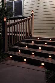 Under Cap Lighting Deck Lighting Ideas To Illuminate Outdoor Spaces