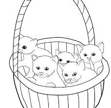Printable Kitten Pictures