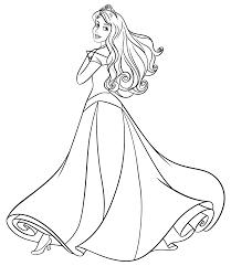 Più Ricercato Immagini Di Principesse Disney Da Colorare Disegni