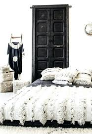 white bohemian bedroom bedroom with bedspread white bohemian bedspread