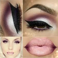 description old hollywood glamour makeup tutorial