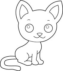 Small Picture Cat Ears Coloring Pages Coloring Pages