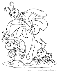 Small Picture Download bugs life coloring pages a bugs life coloring pages