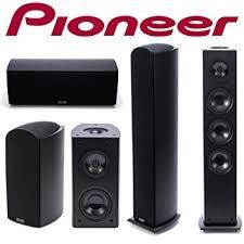 pioneer 5 1 speakers. pioneer elite 5-speaker bundle with (2) sp-efs73, (1 5 1 speakers \