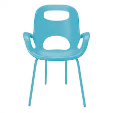 oh chair surf blue  umbra