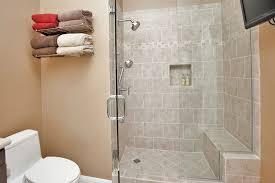 shower seat traditional bathroom job 81