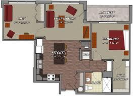 Lovely 1 Bedroom Plus Den Meaning Www Stkittsvilla Com
