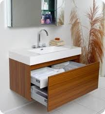 bathroom furniture modern. simple bathroom fresca mezzo teak modern bathroom cabinet for the ensuite to furniture