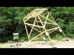 Lookout Tower Plans Jtf 2013 Tower 2 Build Youtube