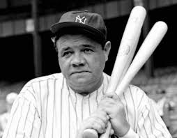 greatest baseball player of all time the goat series george herman babe ruth