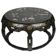 chinese coffee table black lacquer round 1 tables australia chinese coffee table with stools design ideas hand carved