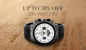 amazon watches offers for men women min 30% upto 50% off