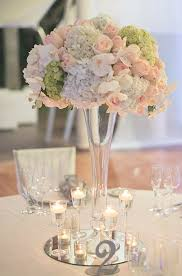 Elegant Wedding Table Decorations