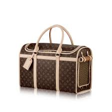 louis vuitton owner house. dog carrier 50 monogram in women\u0027s travel collections by louis vuitton owner house