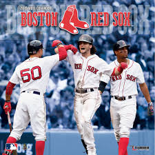 boston red sox 2019 mini wall calendar calendars books gifts