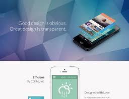 Mobera App Showcase Theme Outstanding Parallax Powerpoint Download