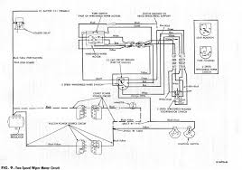 falcon diagrams Ford Rear Wiper Motor Wiring Diagram wiper wiring diagram drawing a 2005 Ford Explorer Wiper Motor Schematic