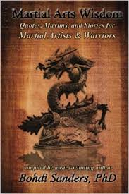 Martial Arts Quotes Stunning Martial Arts Wisdom Quotes Maxims And Stories For Martial Artists