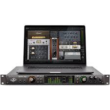 Universal Audio Apollo X8p Audio Interface With All Uad Plug Ins