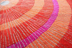orange and pink area rugs rug ideas
