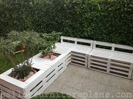 pallet outdoor furniture plans. 15 diy outdoor pallet bench furniture plans