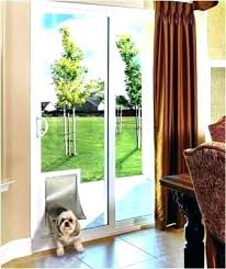 glass dog doors door sliding glass patio door with pet door built in built in pet