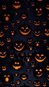 Halloween Pumpkin iPhone Wallpapers ...