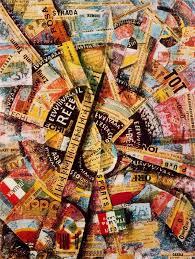 best painting umberto boccioni images umberto  carlos carra 1914 manifestazione interventista manifestazione interventista 1914 carlo carra