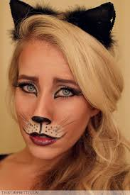 kitty cat makeup tutorial