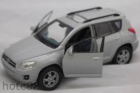 WELLY Die Cast Car Toyota RAV 4 1/3 (end 12/30/2018 1:27 PM)