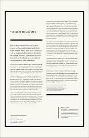 the modern monster livia foldes