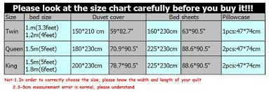 1 5 M Bed Size Chart Cute Totoro Bedding Set 3 4pcs Cartoon Jogo De Cama Unique