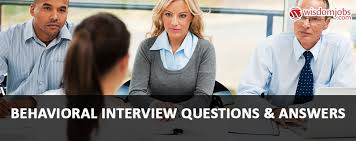 Behavior Based Interview Questions And Answers Behavioral Interview Interview Questions Answers
