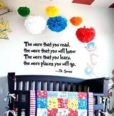Dr Seuss Bedroom Ideas