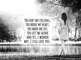 Quotes For Ex Boyfriend You Still Love Inspiration I Love You Messages For ExBoyfriend Quotes For Him