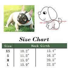 Nacoco Dog Mesh Muzzles Short Snout Pet Muzzle Anti Bite Mask Brethable Dogs Mouth Muzzles Basket For Bulldog Pug And Sharpei S Orange