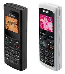 Sagem my100X y my200X: Ultra básicos
