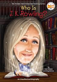 Who is J.K. Rowling?: Pollack, Pam, Belviso, Meg, Who HQ, Marchesi,  Stephen: 9780448458724: Amazon.com: Books