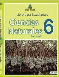 Ciencias naturales sexto 2019 2020 in ciclo escolar 2019 2020 libros de texto. Libro De Ciencias Naturales 6 Grado Honduras