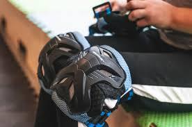 Как выбрать размер защиты для роликовых коньков | Проскейтинг