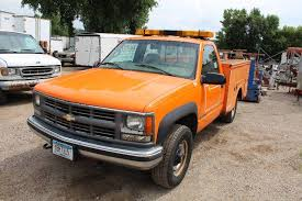 2000 Chevy K2500 Pickup Truck w/ Utility Bed | Brooklyn Park ...