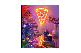 Neon Lights Urban Outfitters Pizza Neon Sign W T Mag