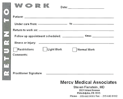 Medical Sick Note Template Changes From How To Use The Updated ...